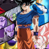 Dragon Ball Super Color