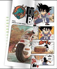 Dragon Ball Lật Trang