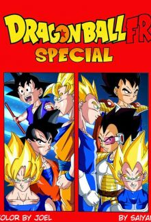 Dragon Ball FR Special