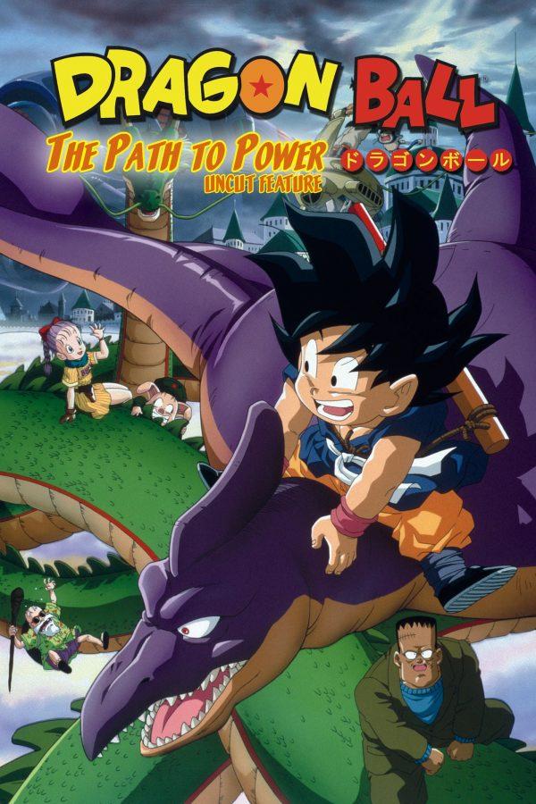 The Path to Power - Dragon Ball Wiki Phim