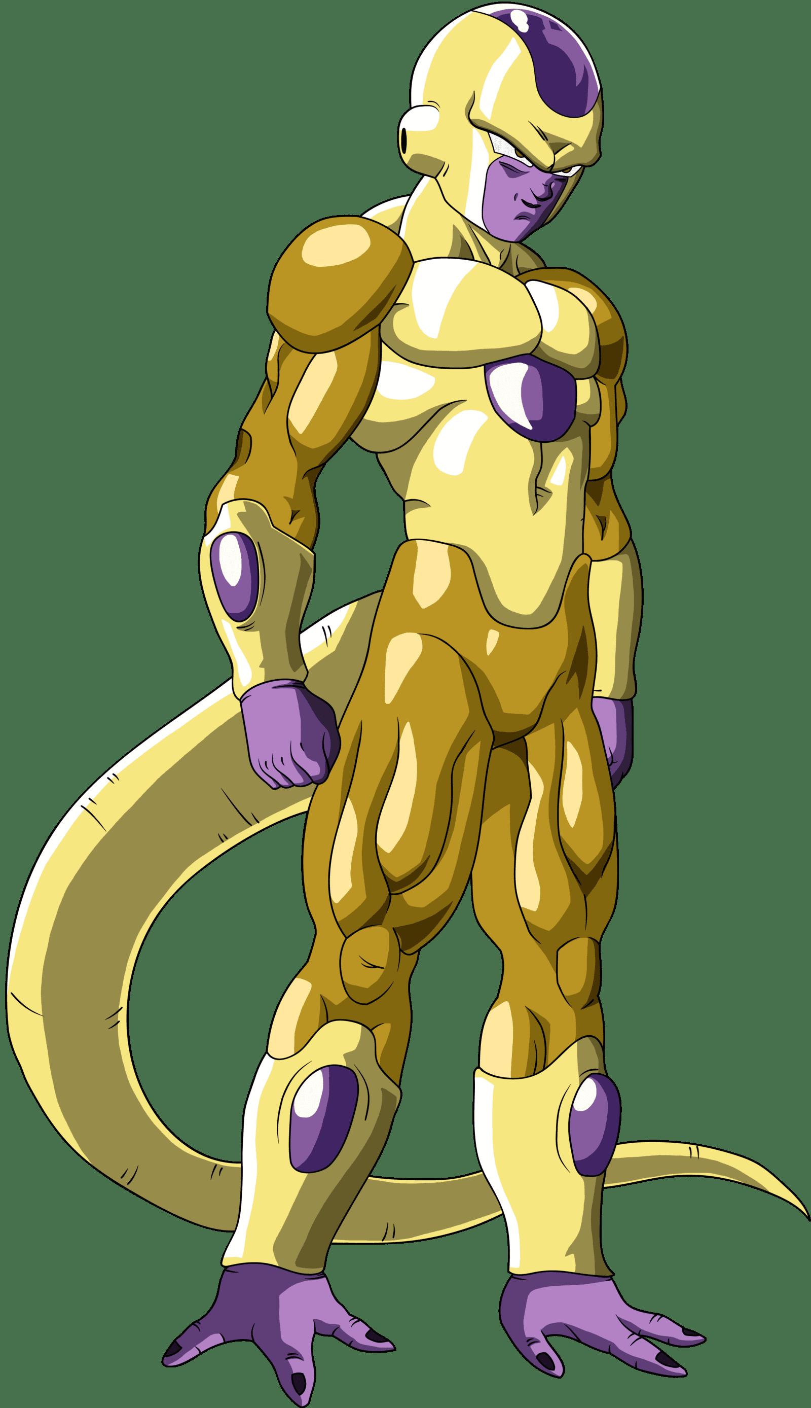 Golden Frieza Wiki