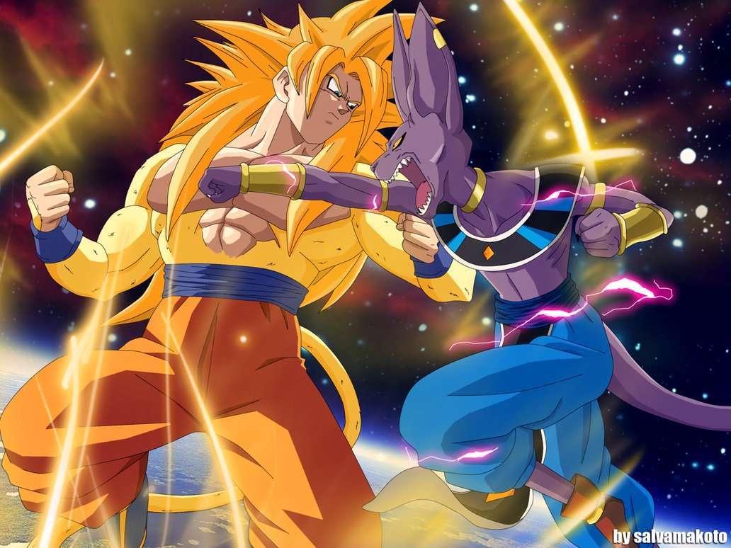 Super Saiyan God Wiki