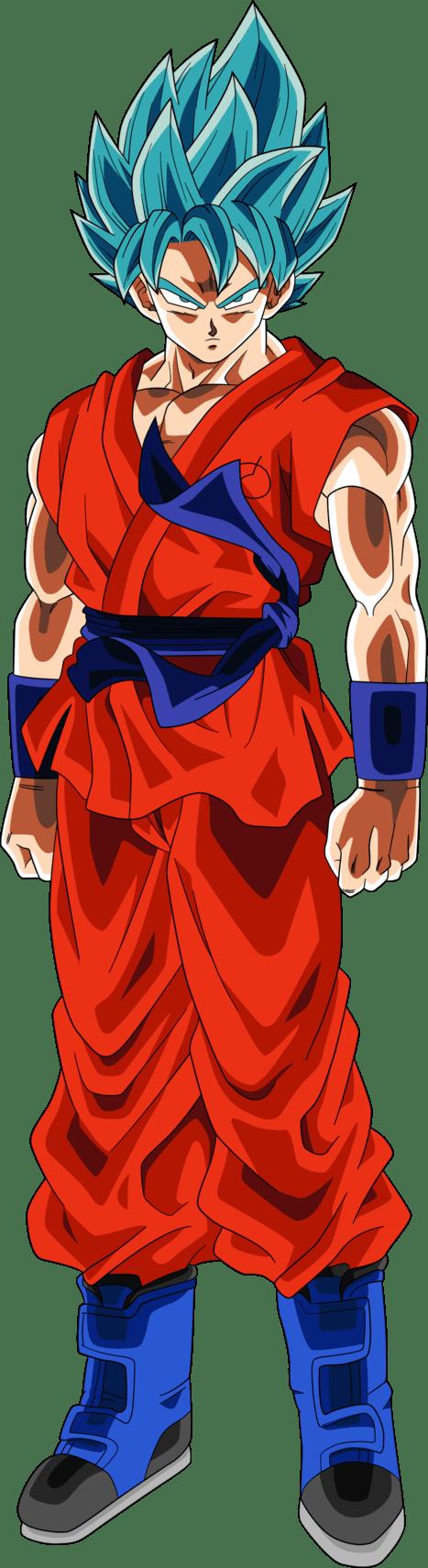 Super Saiyan Blue WIki