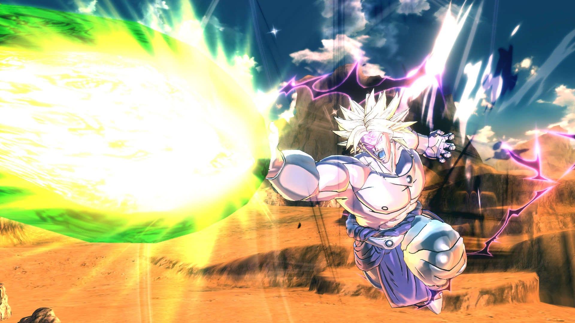 Dragon ball Xenoverse 2 Full crack