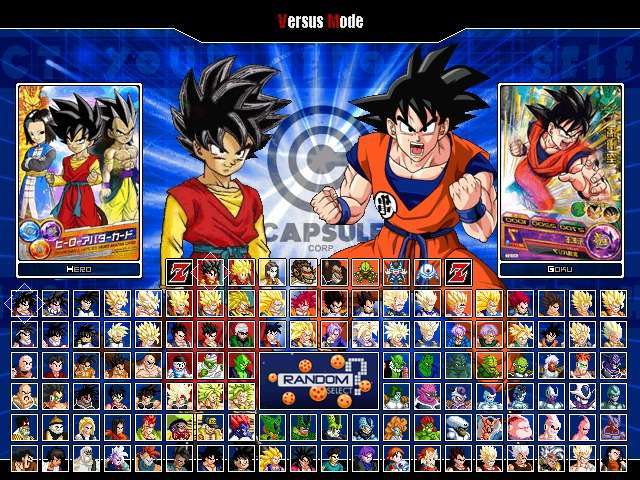 Dragon ball Super Mugen