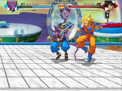 Dragon ball Mugen