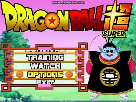 Dragon ball Mugen 2016