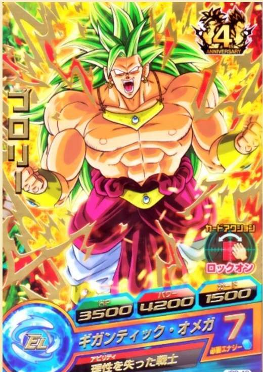Legendary Super Saiyan