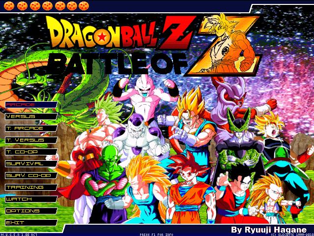 Dragon Ball Super Mugen 2016