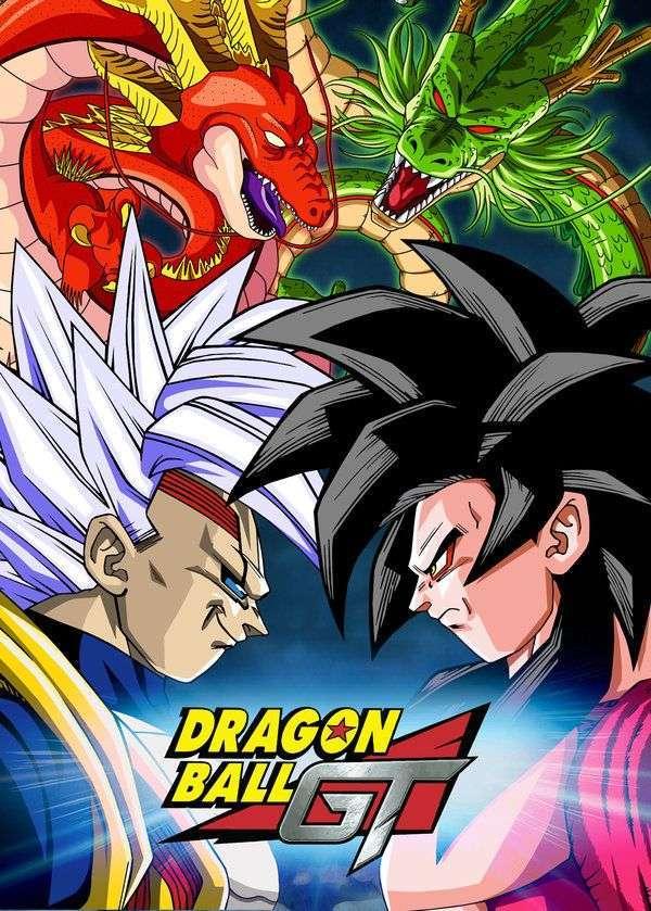 Dragon Ball GT có chính chủ không