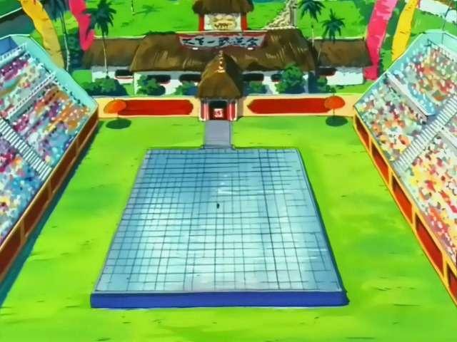 Đại Hội Võ Thuật Dragon Ball