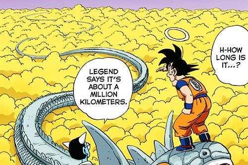 nguồn gốc Vũ trụ Dragon Ball