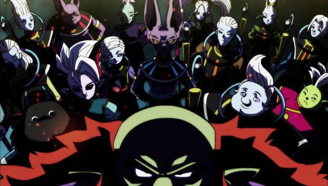 Những người mạnh nhất Dragon Ball