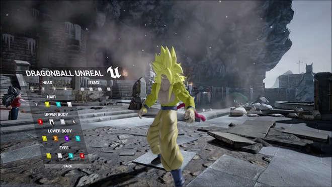DragonBall Unreal: Game 7 Viên Ngọc Rồng đẹp nhất từ trước tới nay