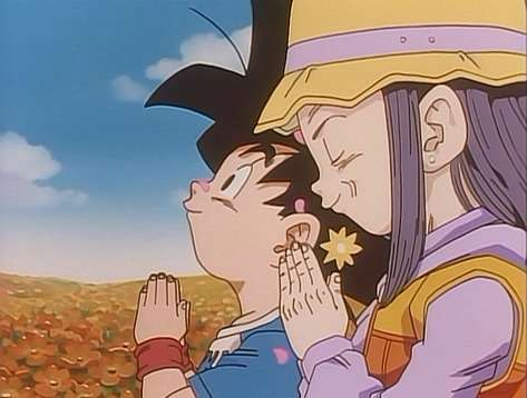 Goku jr là gì