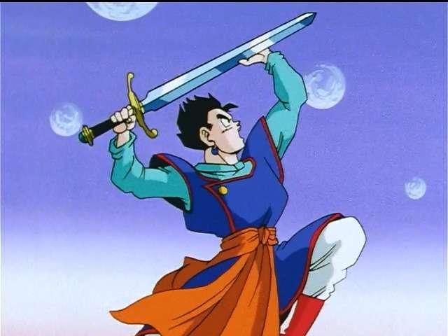 Vũ khí mạnh nhất Dragon Ball