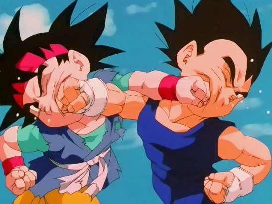 Goku jr là ai