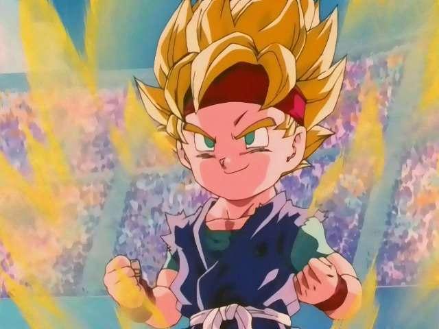sức mạnh của Goku jr