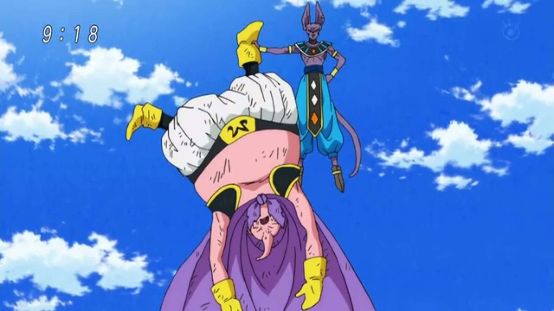buu tốt dragon ball