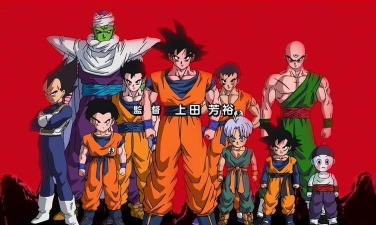 Các đội nhóm trong Dragon Ball