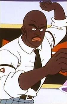Image result for Staff Officer Black