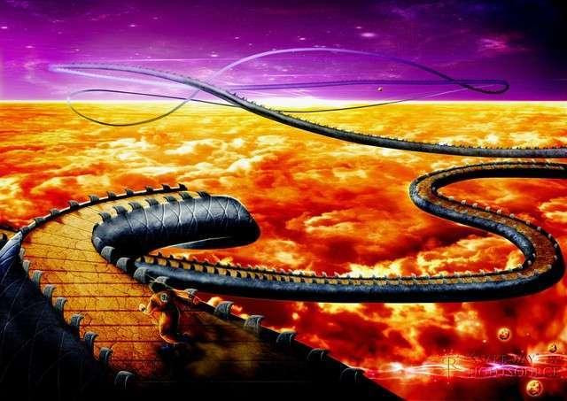 Choáng với bộ ảnh Dragon Ball theo phong cách đời thực