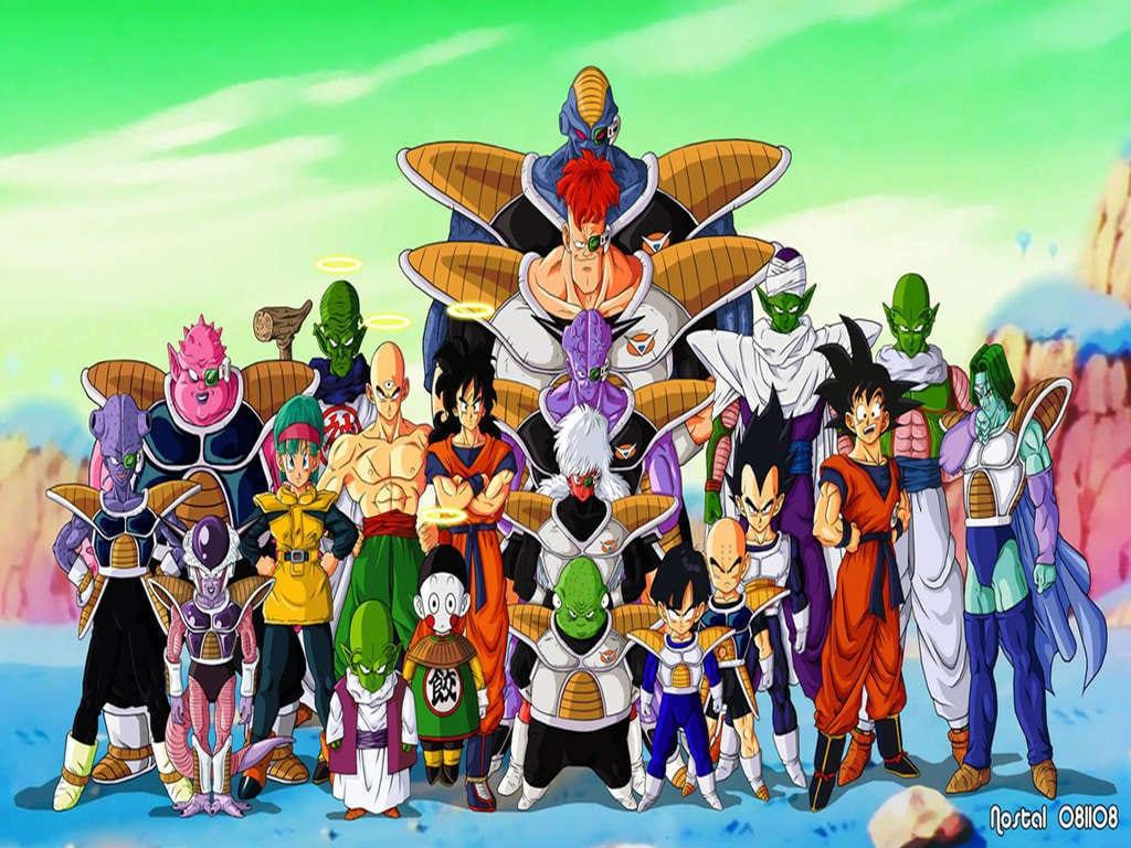 Tuổi các nhân vật trong Dragon Ball
