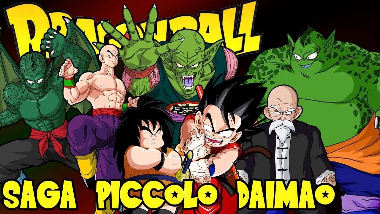 Kết quả hình ảnh cho king piccolo saga