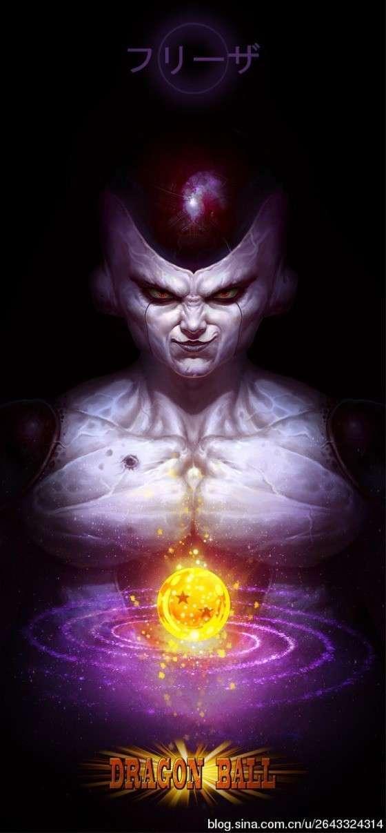 Nhân vật Dragon Ball theo phong cách tả thực