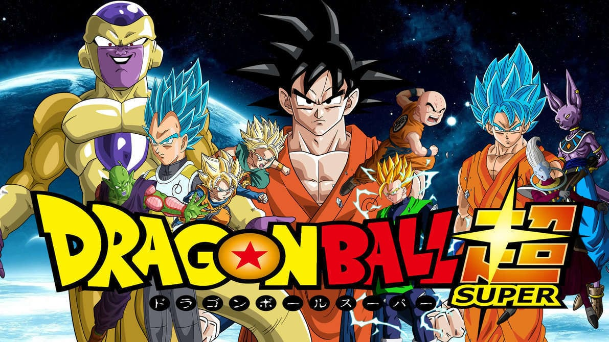 Dragon Ball Super Wallpaper # 1 by WindyEchoes