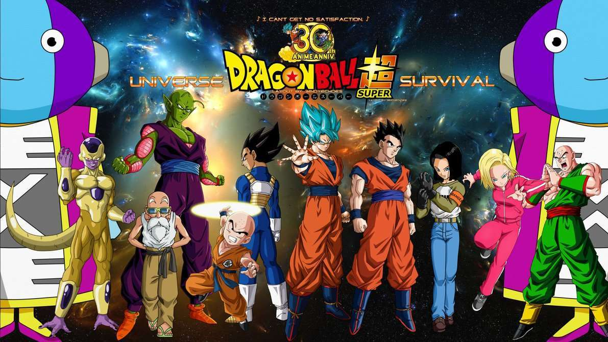 Tournament of Power Universe 7 ULTIMATE WALLPAPER by WindyEchoes