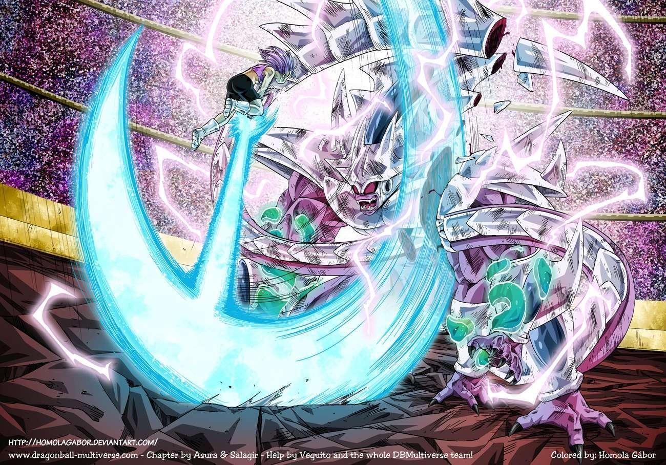 giải đấu Dragon Ball Multiverse
