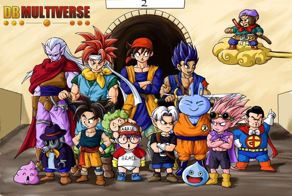 Dragon Ball Multiverse là gì