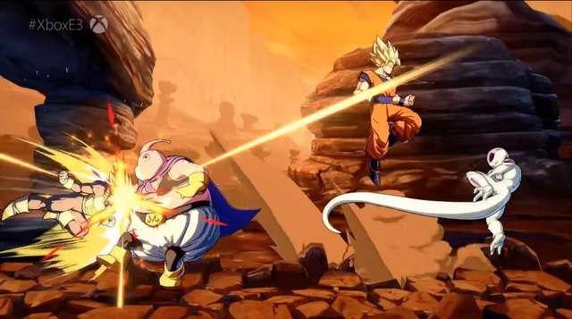 [E3 2017] Choáng ngợp trước trailer mãn nhãn của Dragon Ball Fighter Z: 6 đại cao thủ hỗn chiến rung chuyển trời đất