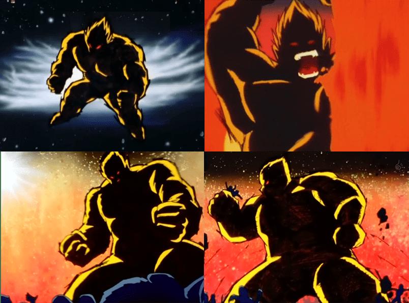 super saiyan đầu tiên