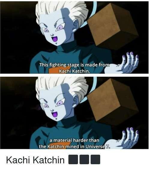Kachi Katchin Dragon Ball