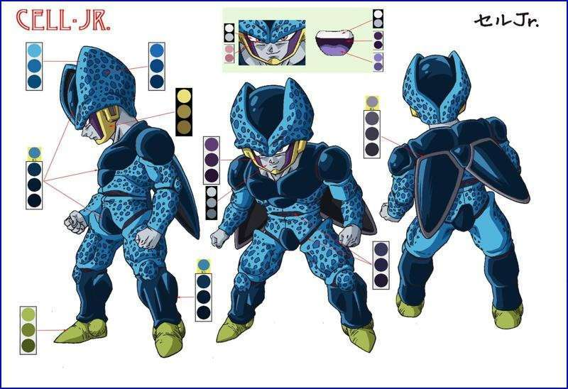 Cell Jr