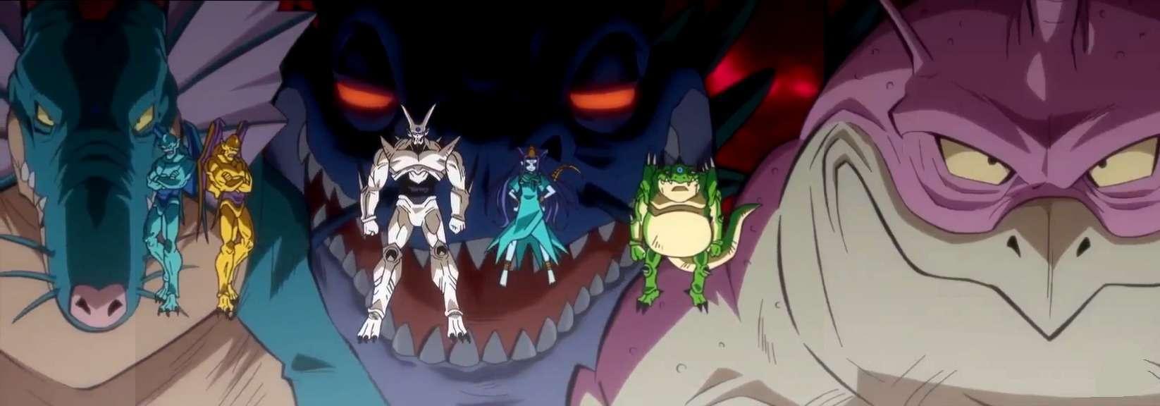 các con rồng sinh ra từ điều ước dragon ball
