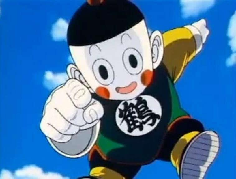 Kết quả hình ảnh cho Chiaotzu dragon ball