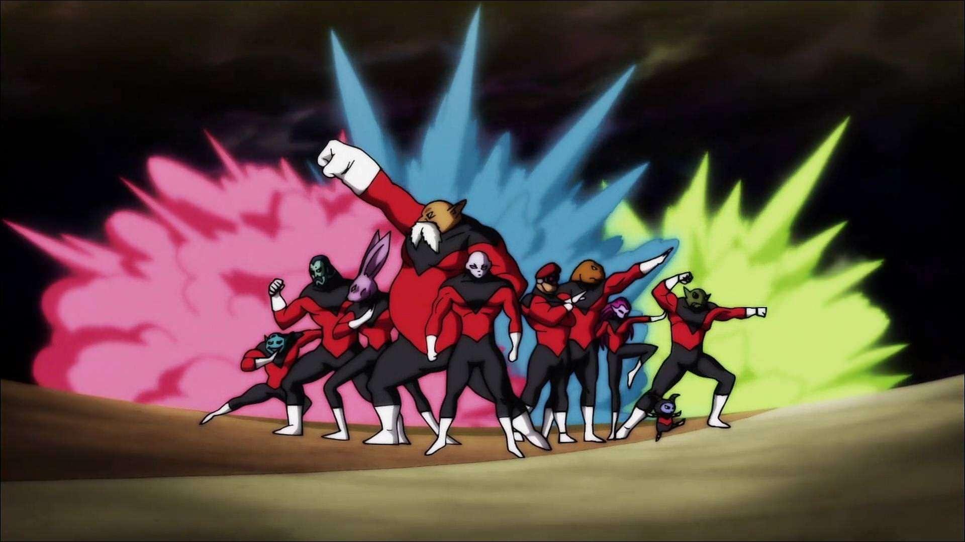 Đội bảo vệ công lý vũ trụ 11