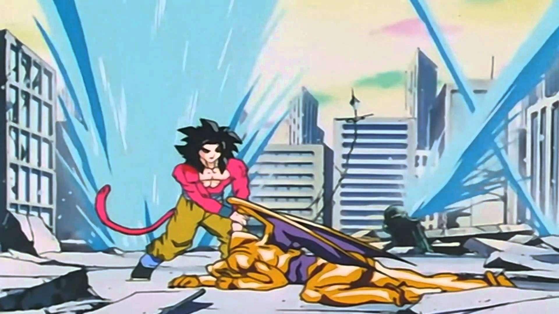 sức mạnh của Nuova Shenron