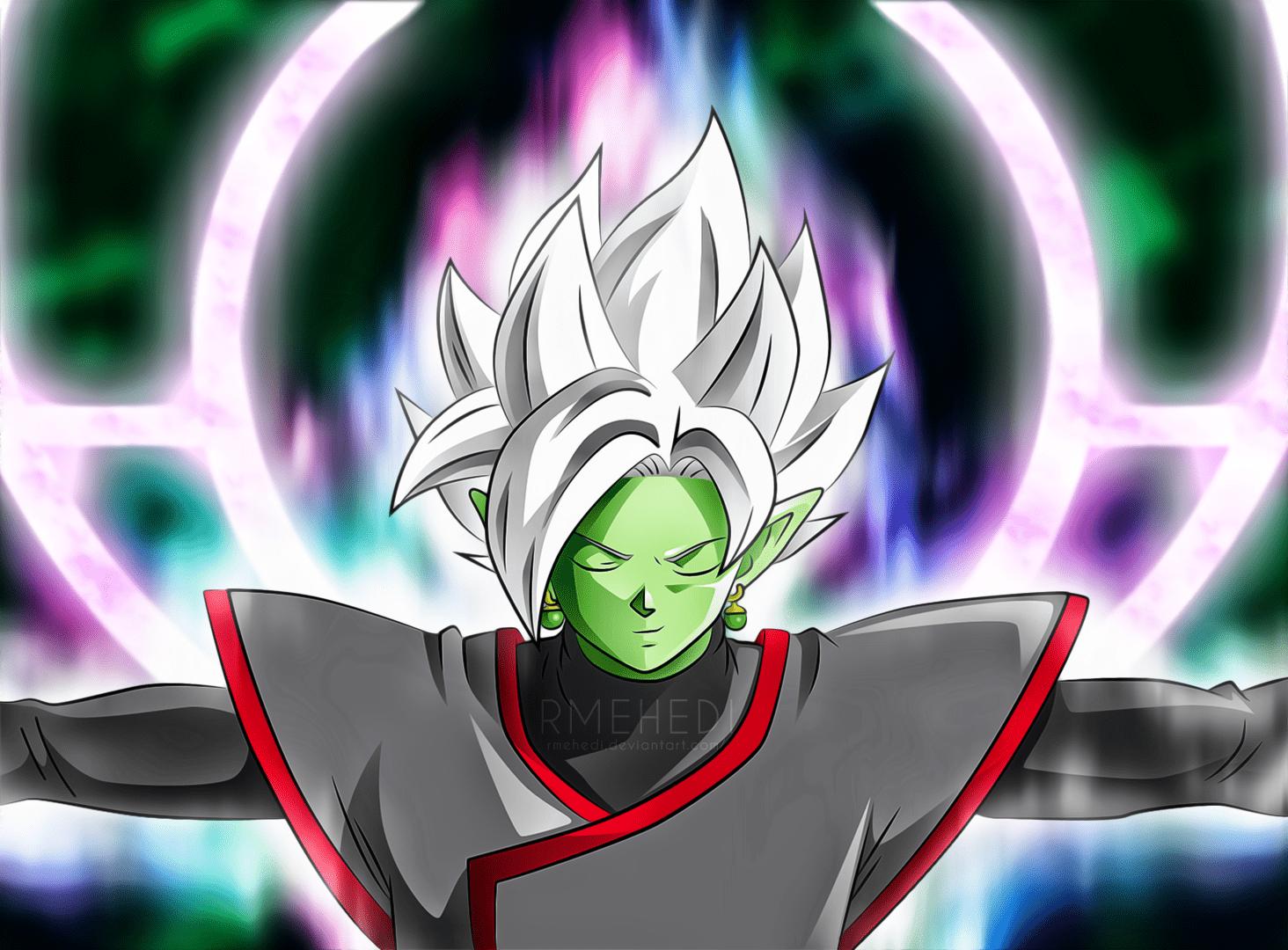 Super Saiyan bạc