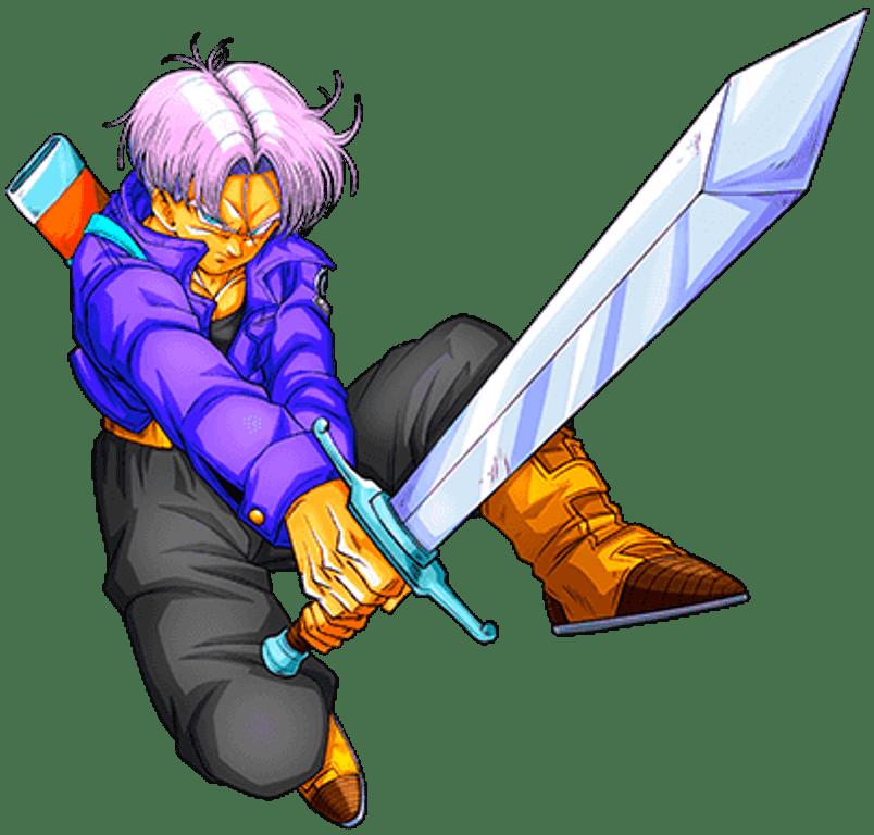 Kết quả hình ảnh cho trunks sword