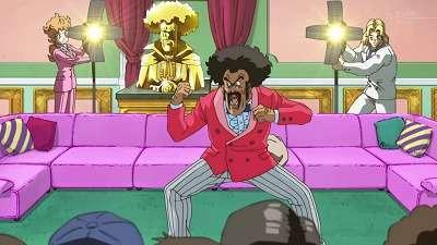 Dragon Ball Super Mister Satan