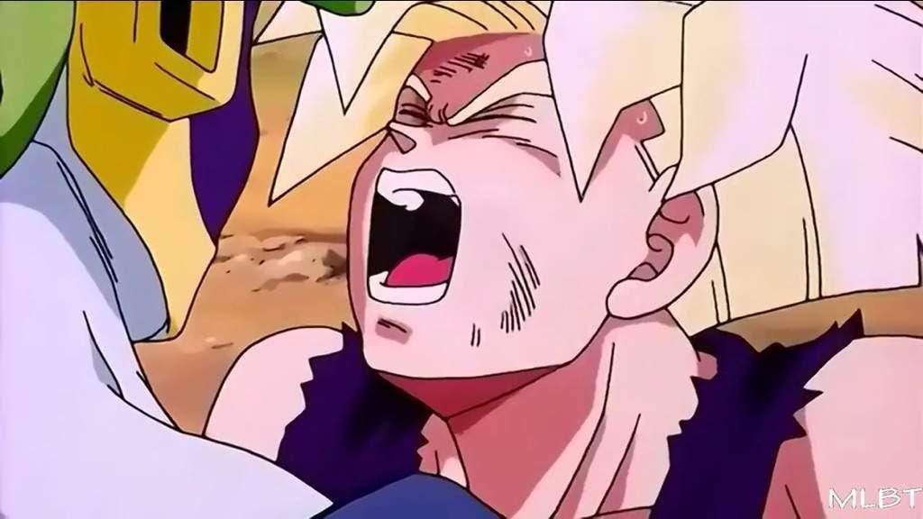 Goku ích kỉ