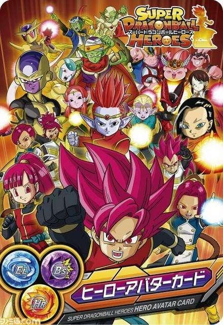 cốt truyện Dragon Ball Heroes