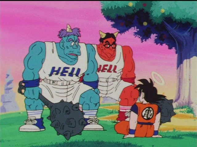 devil dragon ball
