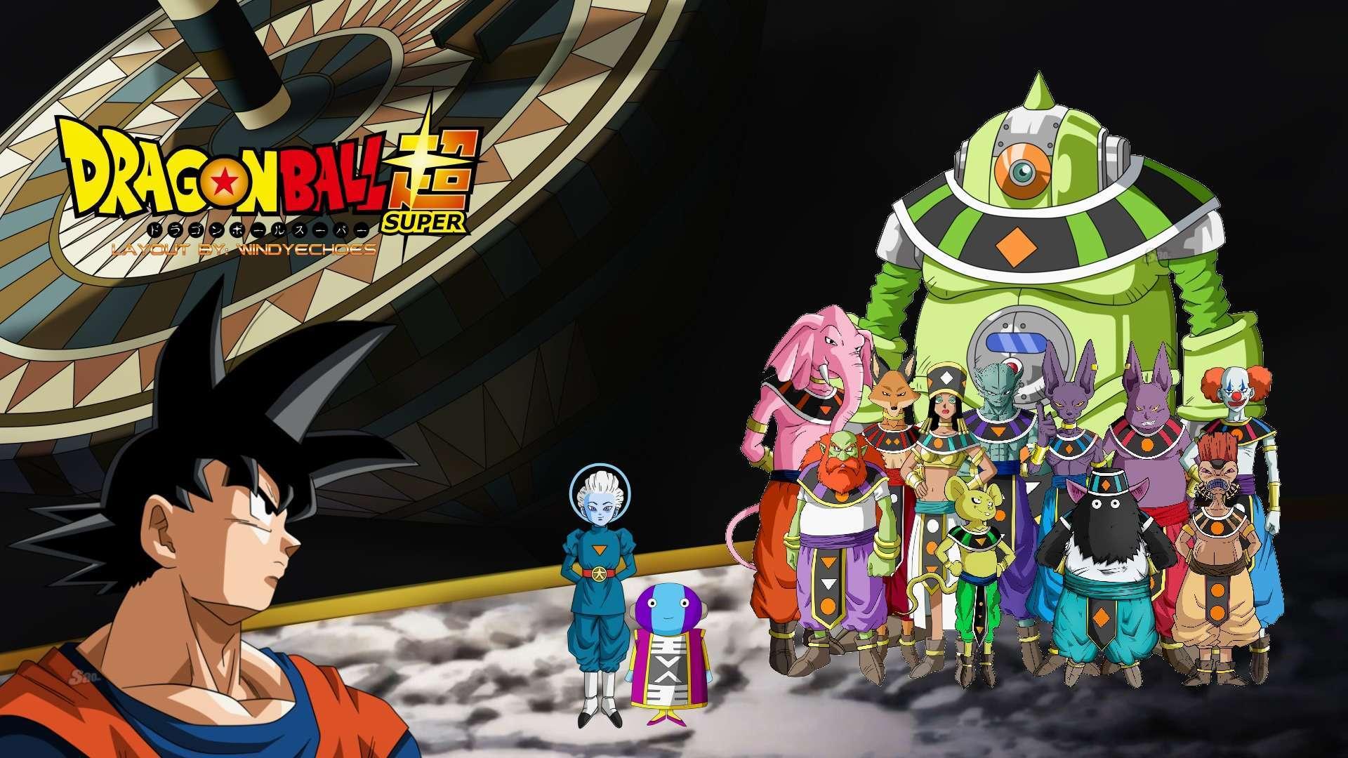 Các chiến binh mạnh nhất 12 vũ trụ