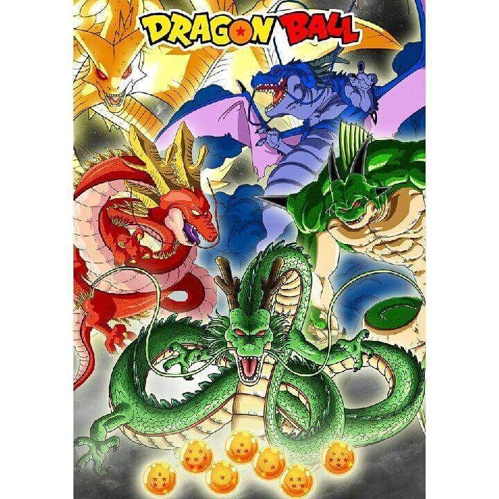 so sánh quyền năng các con rồng dragon ball