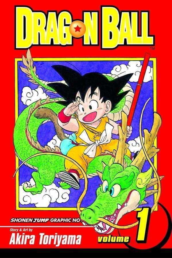manga 7 viên ngọc rồng